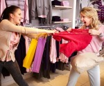 clothes fight