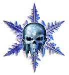 snowflake_skull_by_attero_dominatus-d4xbgeu