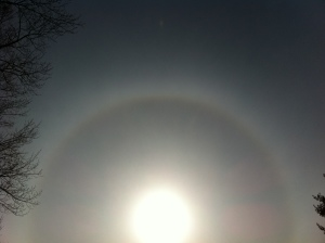 ring around the sun