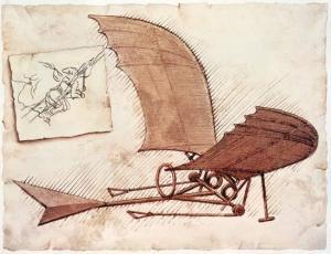 Da-Vinci-glider