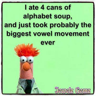 vowel movement