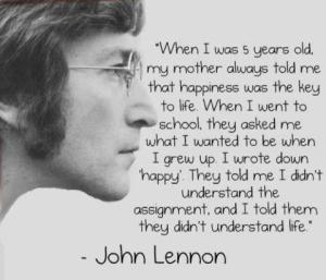happiness-and-john-lennon